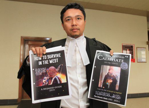 ISLAMIC STATE COURT CASE / MAHKAMAH KUALA LUMPUR